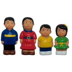 Asian Family Figure Set, MTB628