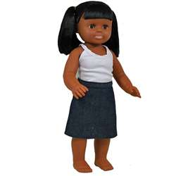African American Girl By Get Ready Kids