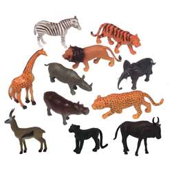 Wild Animals Playset By Get Ready Kids