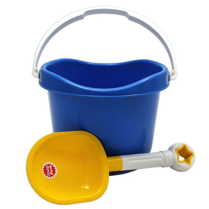 Bucket & Scoop Set By Marvel Education