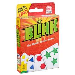 Blink Card Game By Mattel