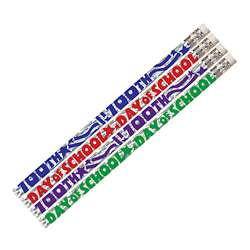 100Th Day Of School Pencils 12 Per Pack (12 Dz), MUS2347DBN