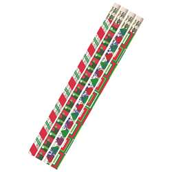 Christmas Creations Pencils 12 Per Pack (12 Dz), MUS2451DBN