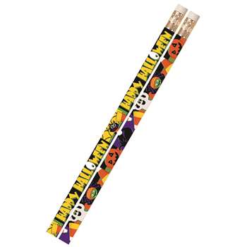 Halloween Fever 144 Pencils (144 Count), MUS2487G