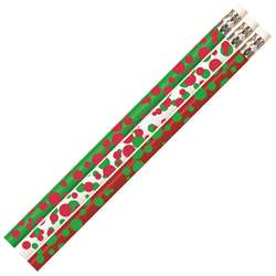 Dots Of Christmas Fun Pencil (144 Count), MUS2528G