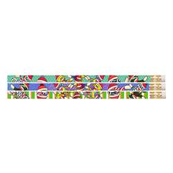 Sock It To Me Monkeys Motivational Pencils Pack Of 12 By Musgrave Pencil