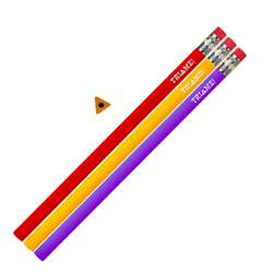 Tri Me Intermediate Pencils 12Pk By Musgrave Pencil