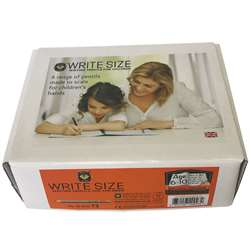 "Write Size Pencils 475"" 72 Box, MUSWS1005"