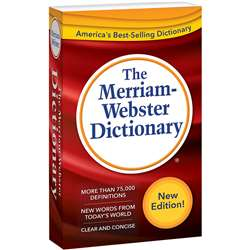 The Merriam Webster Dictionary, MW-2956