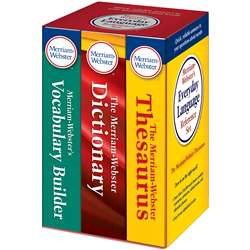 Everyday Language Reference Set Merriam Webster, MW-3328