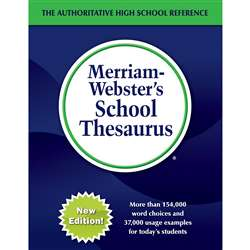 Merriam-Websters School Thesaurus, MW-3656