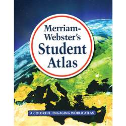 Merriam Websters Student Atlas By Merriam-Webster