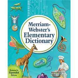 Merriam Websters Elementary Dictionary New Edition 2014 By Merriam-Webster