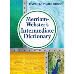 Merriam Websters Intermediate Dictionary, MW-6978