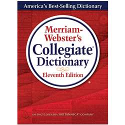 Merriam Websters Collegiate Dictionary 11Th Ed Ind, MW-8095