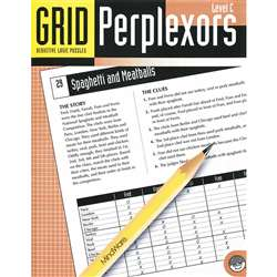 Grid Perplexors Level C By Mindware