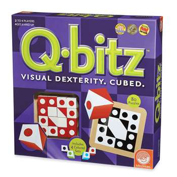 Q Bitz Game By Mindware