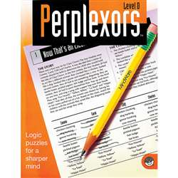 Perplexors Level D By Mindware