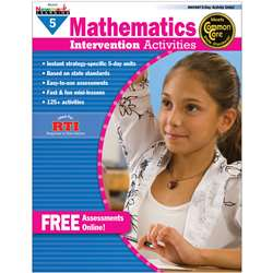 Everyday Mathematics Gr 5 Intervention Activities By Newmark Learning