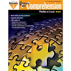 Common Core Comprehension Gr 3 By Newmark Learning