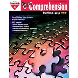 Common Core Comprehension Gr 4 By Newmark Learning