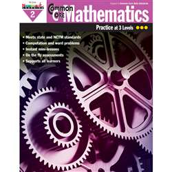 Common Core Mathematics Gr 2 By Newmark Learning