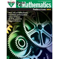 Common Core Mathematics Gr 6 By Newmark Learning