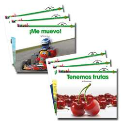 En Espanol Sight Word Readers Science Set Of 16 By Newmark Learning