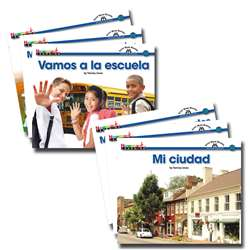En Espanol Sight Word Readers Social Studies Set Of 16 By Newmark Learning
