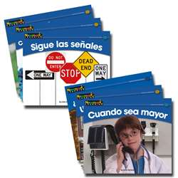En Espanol Rising Readers Social Studies Vol 1 Set Of 12 By Newmark Learning