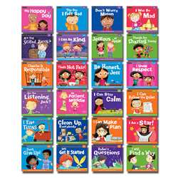 Shop Myself Readers Set 1 Each Of 24 Books - Nl-2221 By Newmark Learning