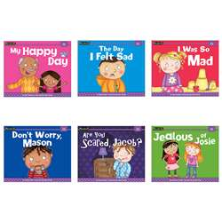 Shop Myself Readers 6Pk I Have Feelings Small Book - Nl-2269 By Newmark Learning