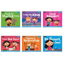 Shop Myself Readers 6Pk I Get Along With Others Small Book - Nl-2270 By Newmark Learning