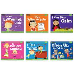 Shop Myself Readers 6Pk I Am In Control Of Myself Small Book - Nl-2271 By Newmark Learning