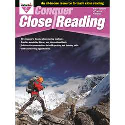 Conquer Close Reading Gr 2, NL-3271