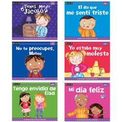 I Have Feelings Spanish 6 Pack Book Myself Readers, NL-3320