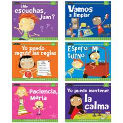 Control Of Myself Spanish 6 Pack Bk Myself Readers, NL-3322