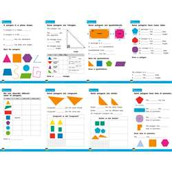 2 Dimensional Shapes Posters, NL-4638