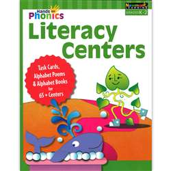 Hands On Phonics Literary Centers, NL-4643