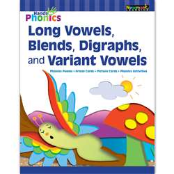 Hands On Phonics Long Vowels Blends Diagraphs And , NL-4644