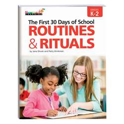Routines And Rituals Gr K-2 Book First 30 Days Of , NL-4646