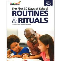 Routines And Rituals Gr 3-6 Book First 30 Days Of , NL-4647