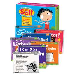 Myself Self Control And Self Esteem Early Readers , NL-4655