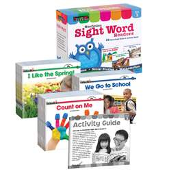 Nonfiction Sight Word Readers St 1 Early Readers B, NL-4664