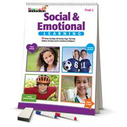 Learning Flip Chart Social Emotion Learning, NL-4681