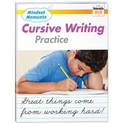 Cursive Writing Practice Gr 2/3, NL-4692