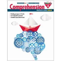 Mini Lessons & Practice Compre Gr 4 Meaningful, NL-5411