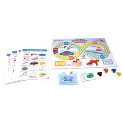 Lang Arts Learning Centers Ending Sounds, NP-221911