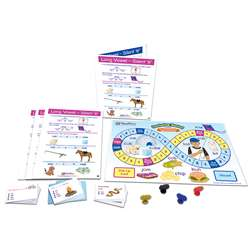 Language Arts Learning Centers Long Vowels, NP-221915