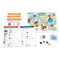 Lang Arts Learning Centers Vowel Digraphs, NP-221920